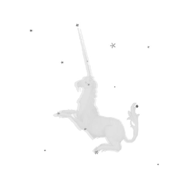 , 'Mappe Stellari - Unicorno 1 (da arazzo di Cluny),' 2016, Shazar Gallery