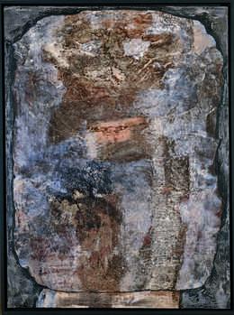 Jean Dubuffet, 'Table de barbe (Beard Table)', 1959, Painting, Oil on canvas, Fondation Beyeler