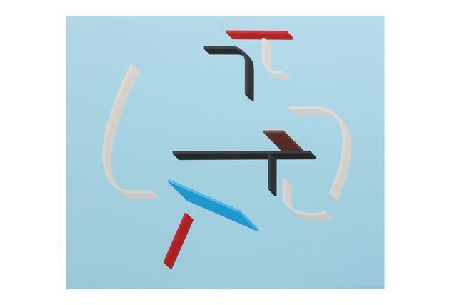 Toby Paterson, 'St Ives Axonometric Blue', 2006, Chiswick Auctions