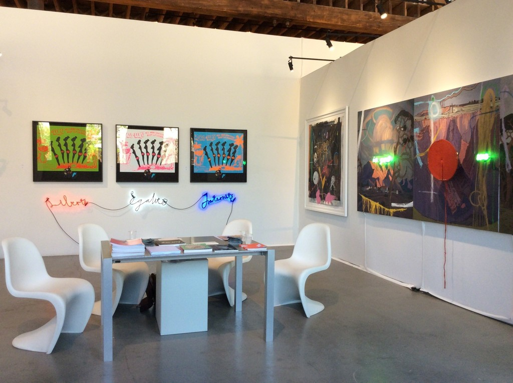 CIRCA Gallery At 154 Contemporary African Art Fair New York 2015