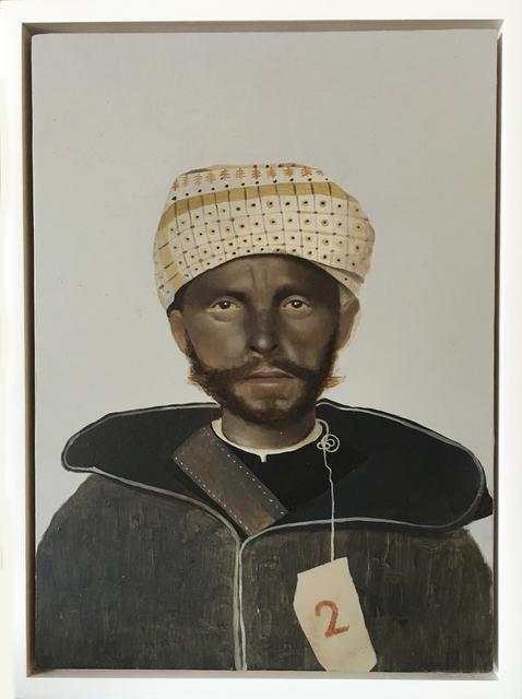 , 'Immigrant series Moroccan,' 2016, Conduit Gallery