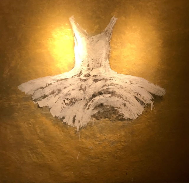 , 'Tuscan Dress,' 2018, Galleria Ca' d'Oro