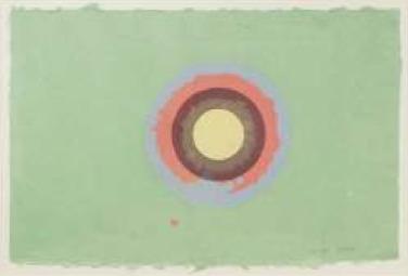 , 'Circle II,' 1978, Mark Borghi Fine Art