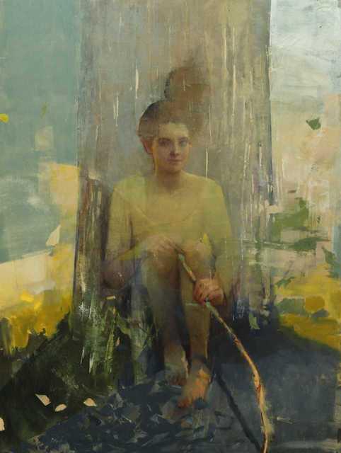 , 'Stillpoint,' 2018, Stanek Gallery