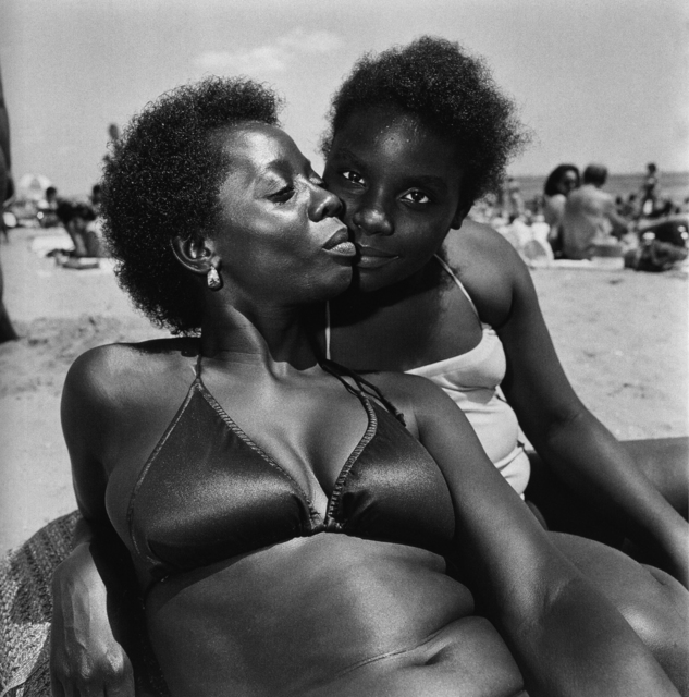 , 'Mother and Daughter, Brighton Beach, New York,' 1985, Bruce Silverstein Gallery
