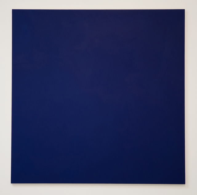 , 'Untitled (Cobalt),' 2016, Christopher Grimes Gallery