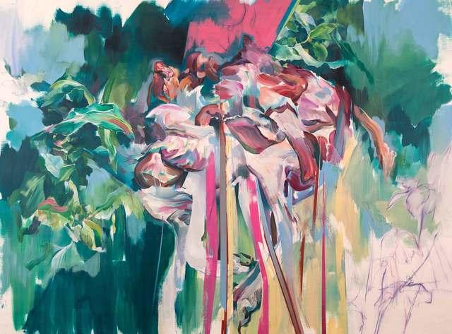 , 'Hanging,' 2016, Gallery Elena Shchukina