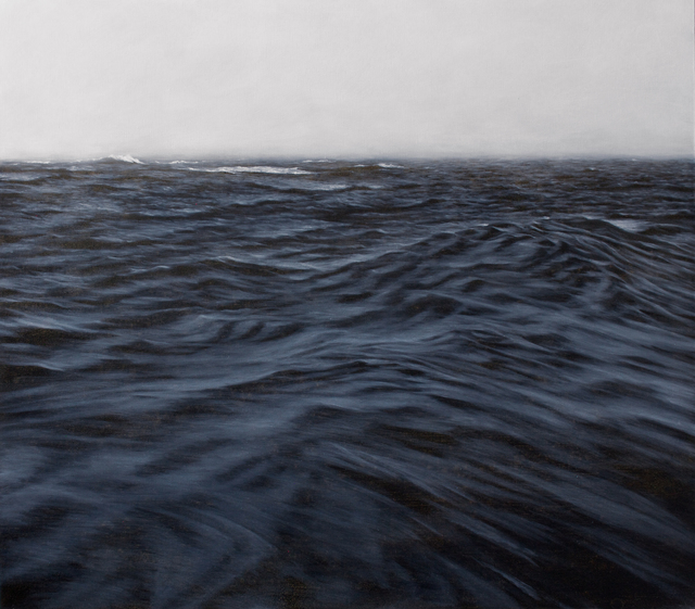 , 'Atlantic Swell 1,' 2016, James Baird