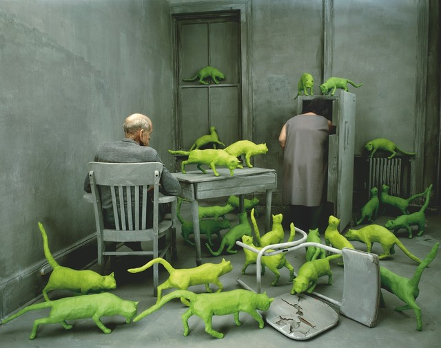 , 'Radioactive Cats,' 1980, RYAN LEE