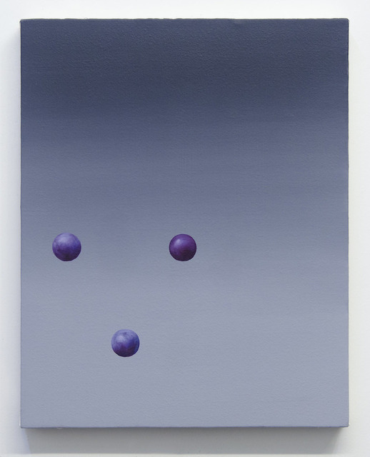 , '3 Grapes,' 2015, Fresh Window
