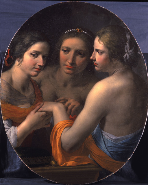 , 'The Three Graces,' 1604-1659, Robilant + Voena