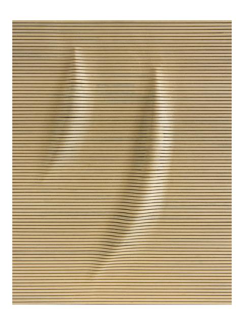 , 'Random Lines VIII,' 2014, Galería del Paseo