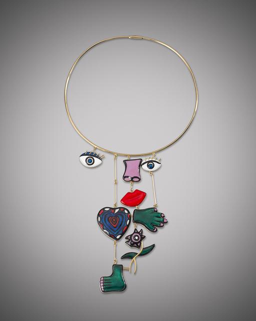 Niki de Saint Phalle, 'Assemblage Necklace', 1974-2015, Louisa Guinness Gallery
