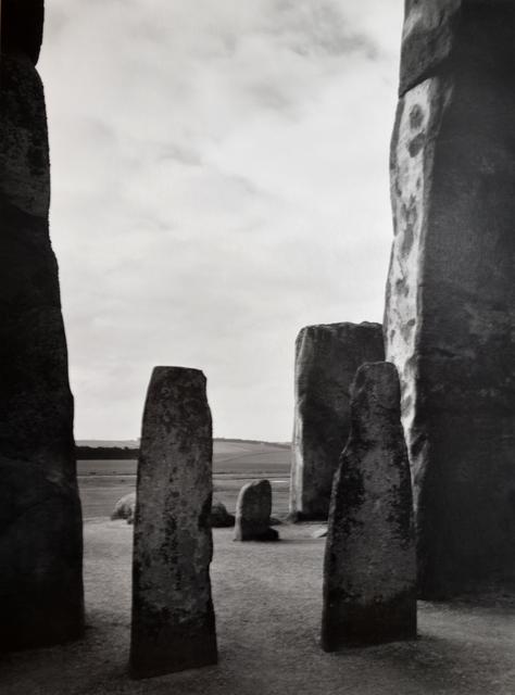 Paul Caponigro, 'Stonehenge, Wiltshire, England', 1972, Scheinbaum & Russek Ltd.