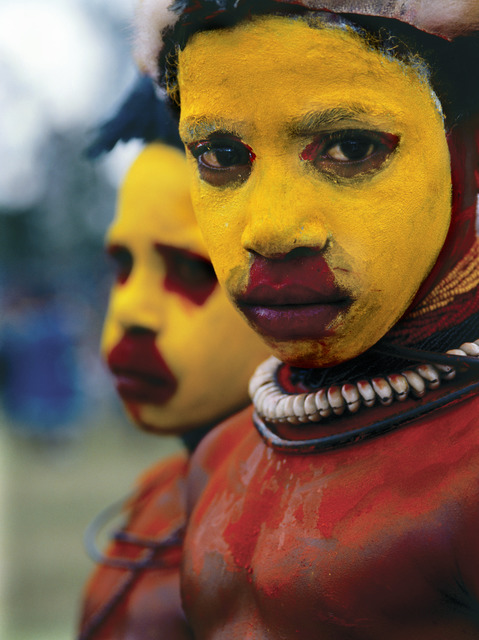 , 'Yellow, Papua New Guinea,' , Trinity House Paintings