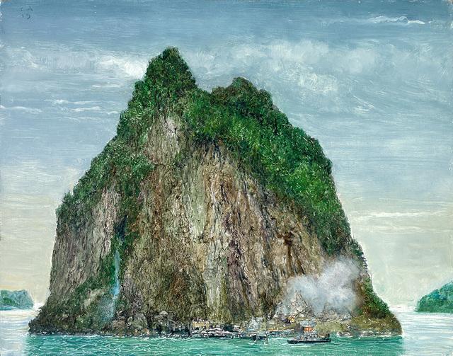 , 'Island Quarry,' 2019, Catharine Clark Gallery