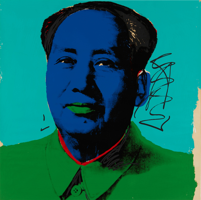 Andy Warhol, 'Mao', 1972, Phillips