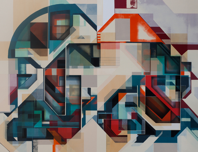 , 'Chimera,' 2016, Ground Effect Gallery