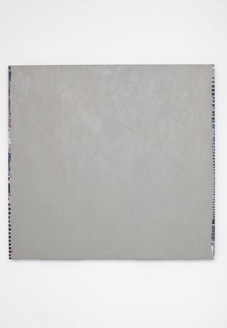 ", 'Conclusions I - New York ""Dark Grey"",' 2010, GRIMM"