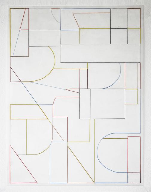 John Monteith, 'Hacienda #3 大庄园#3', 2018, ART LABOR Gallery