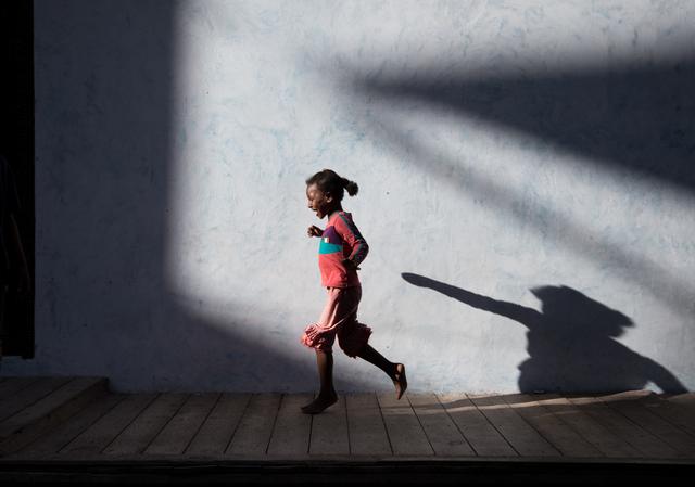 Rebecca Crook, 'A girl at golden hour in Stonetown, Zanzibar. ', 2016, Museum of African Design (MOAD)