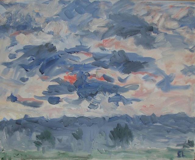 Eugene Leake, 'Evening Sky', 2000, C. Grimaldis Gallery