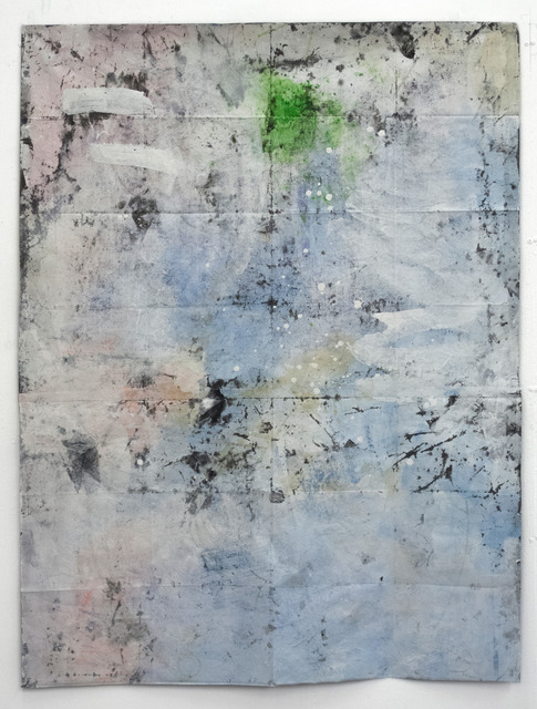 Alexandra Hopf, 'Poster 07, from the series: Big Posters (Lumpen Constructivism)', 2014, Cruise&Callas