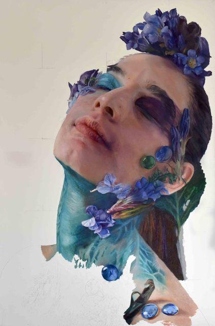 , 'Akti, Narcissus 2,' 2018, al markhiya gallery