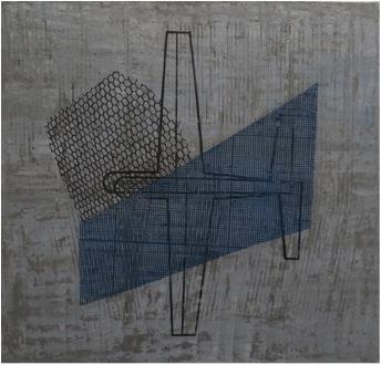 , 'Zona de Exclusion Aérea,' 2014, GALERÍA ETHRA