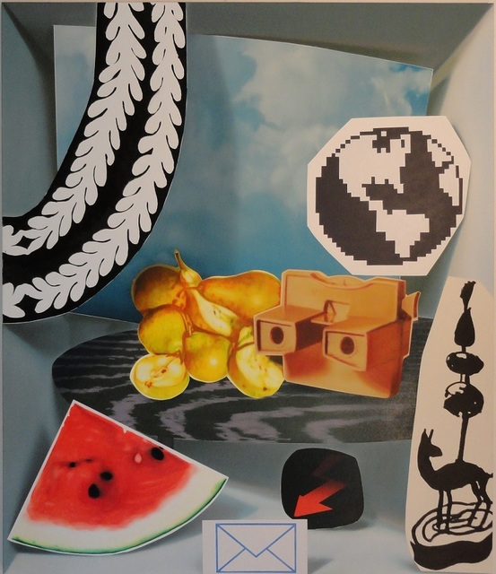 , 'Clairvoyant,' 2010, Joyce Yahouda Gallery