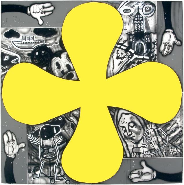 , 'Yellow Prop,' , Stremmel Gallery