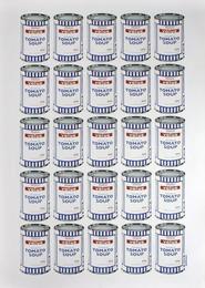 Tesco Value Tomato Soup Cans