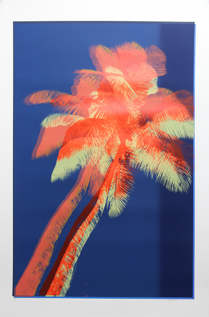 , 'Midnight Palm,' 2018, Jealous Gallery