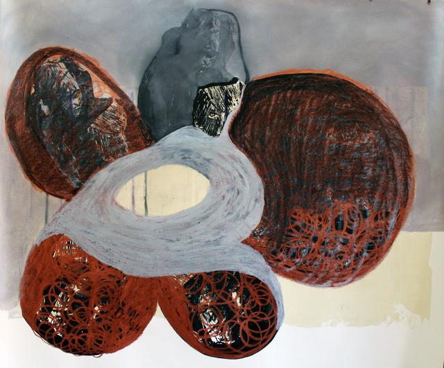 , 'the constant search for self (kudzokorodza kuzvitsvaga),' 2013, Tiwani Contemporary