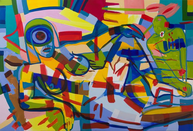 , 'Cubic Venus,' , Fils Fine Arts