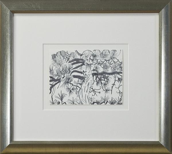 , 'Pine Tree (Created for Riveredge Nature Center, Inc.),' 1969, David Barnett Gallery