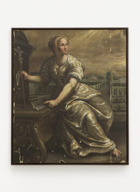 , 'St. Cecilia c. 1590,' 1973, Andrew Kreps