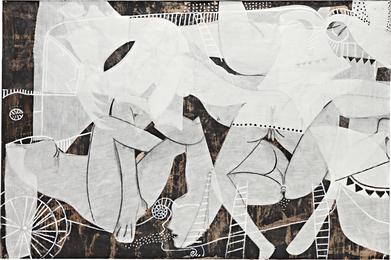 Moisés Finalé, 'Entre tú y yo el Blanco de tu Cuerpo,' 2005, Phillips: New Now (December 2016)