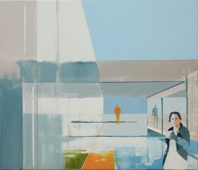 Kenneth Blom, 'Say It', 2018, Jason McCoy Gallery