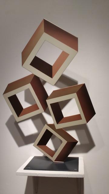 , 'Brown sculpture,' , Galería Marita Segovia