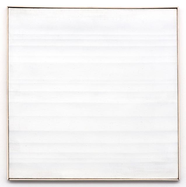 Raimund Girke, 'Weißes Bild III', 1963, Walter Storms Galerie