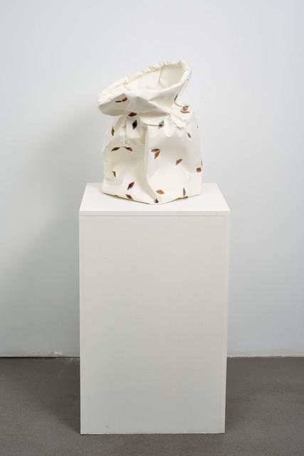 , 'Prayers to a pig's head (Dojakki) III,' 2014, Sabrina Amrani
