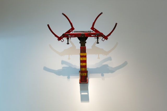 , 'The Tow Hook  190 x 190 x 30 cm,' 2014, TKG+