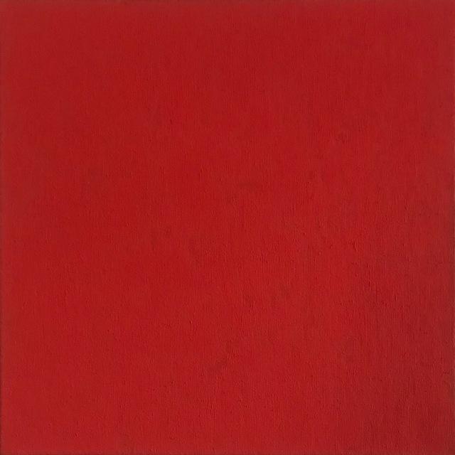 , 'Red Lead,' 1991, Sebastian Fath Contemporary