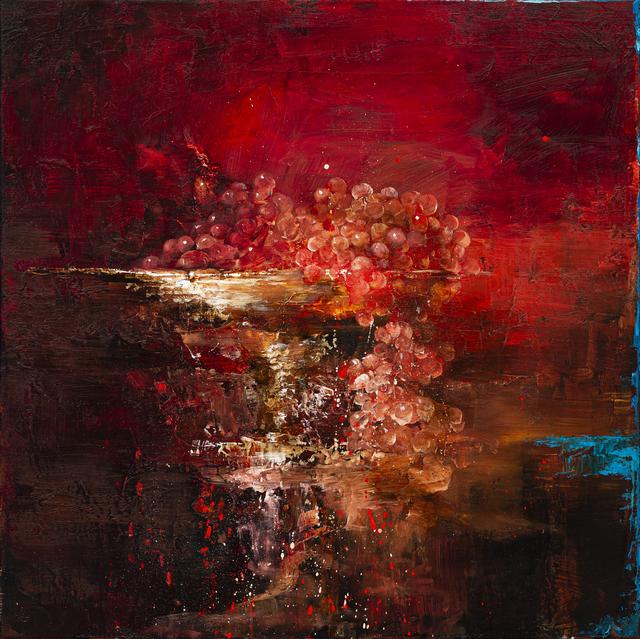 , 'Red Vanitas Study,' 2019, Galerie de Bellefeuille