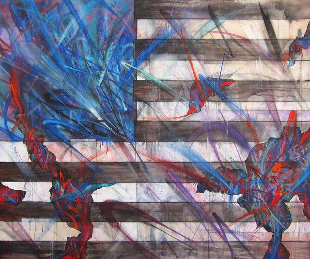 , 'Return To Sender  ,' 2013, Allouche Gallery