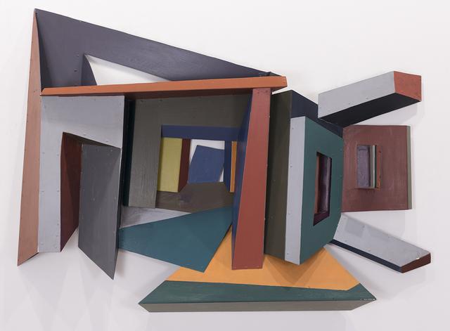 , 'Hilltown 3,' 1980, Eric Firestone Gallery