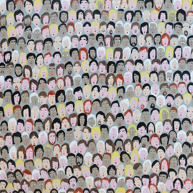 , '382 Followers,' 2016, Fears and Kahn