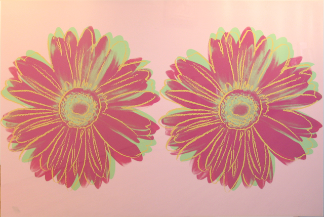 , 'Double Daisy,' 1982, Woodward Gallery