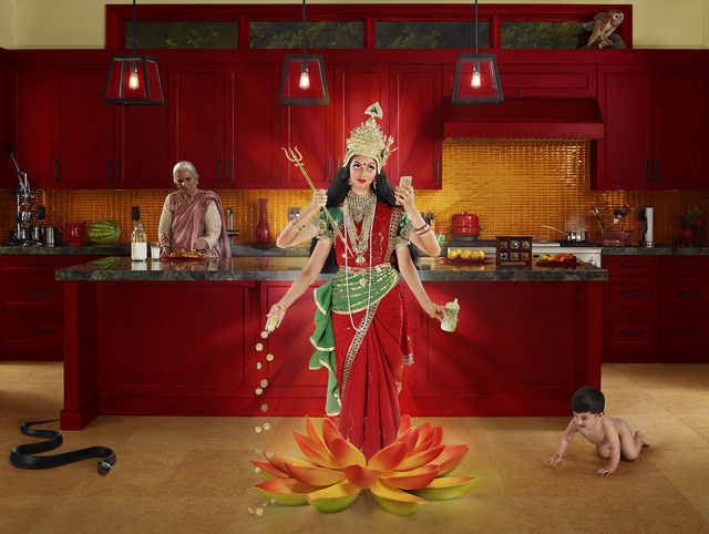 , 'Lakshmi,' 2014, Madison Gallery